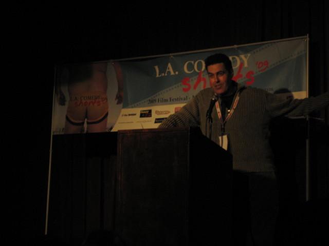 MC Adam (Corolla) was hilarious!